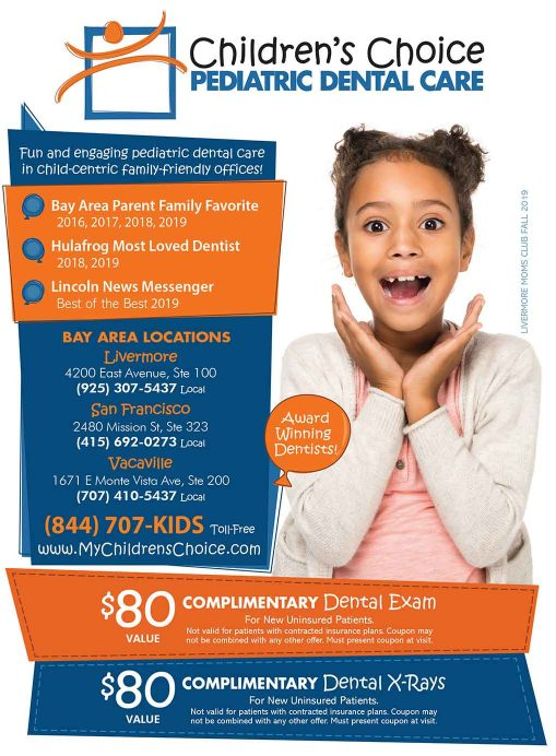 Childrens Choice Pediatric Dental Care_Ad-10-2019